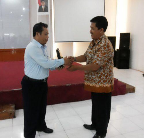Kunjungan SMKN 1 Tulung Klaten ke FASILKOM Unwidha