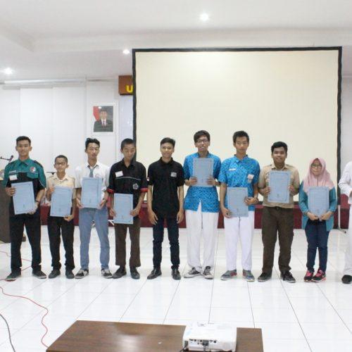 Lomba Film Pendek Pelajar SMA/SMK/MA Tahun 2016
