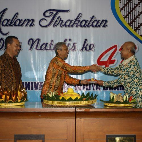 Malam Tirakatan Dies Natalis ke 47 Tahun 2016