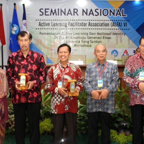 Seminar Nasional ALFA VI