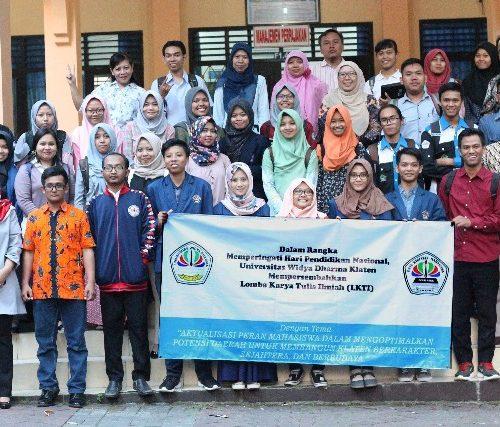 Pengumuman Pemenang Lomba Karya Tulis Mahasiswa 2018