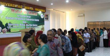 Halal Bi Halal 1439H Keluarga Besar YPI Klaten dan Unwidha