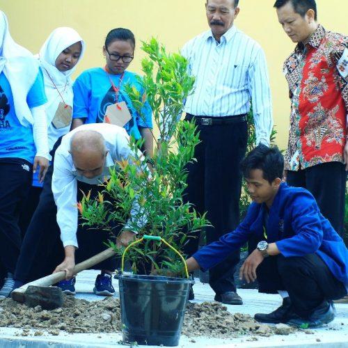 Pengenalan Kehidupan Kampus bagi Mahasiswa Baru (PKKMB) Universitas Widya Dharma Klaten 2018