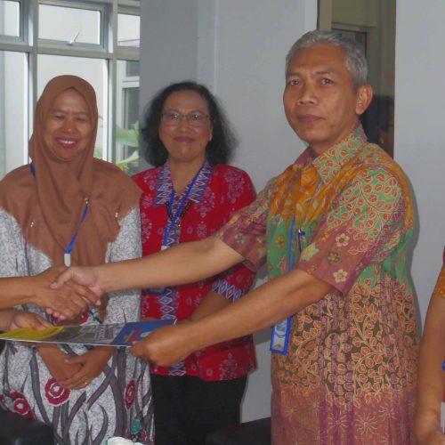 FTP UNWIDHA Klaten Studi Banding Serta Menjalin Kerjasama  dengan CV Pradipta Paramita